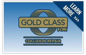 I-Car Gold Class Collision Repair Facility